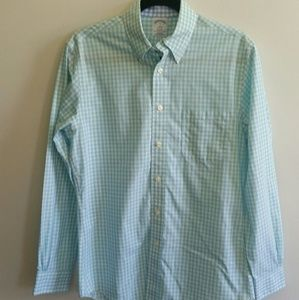 Brooks Brothers Non-Iron Regent Fit Gingham